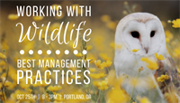 Working with Wildlife Best Management Practices