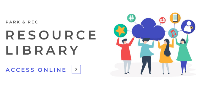 resource library banner