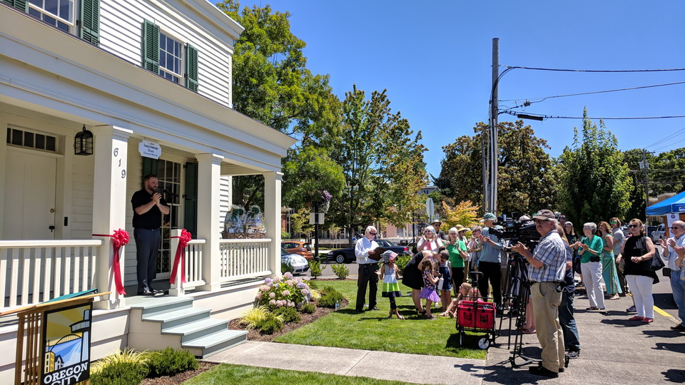 Grand Reopening of Ermatinger House