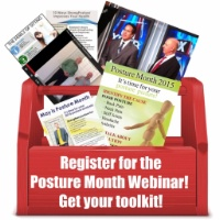 May is Posture Month- Kick-Off Campaign (Live Webinar)