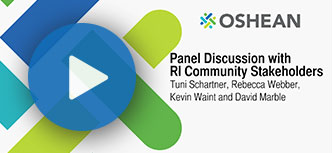 2019 OSHEAN Member Forum - Panel Discussion with RI Community Stakeholders