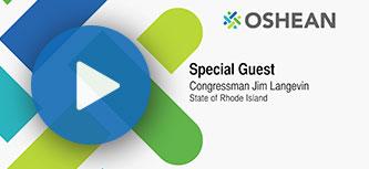 OSHEANCon 2019 Special Guest: Congressman Langevin