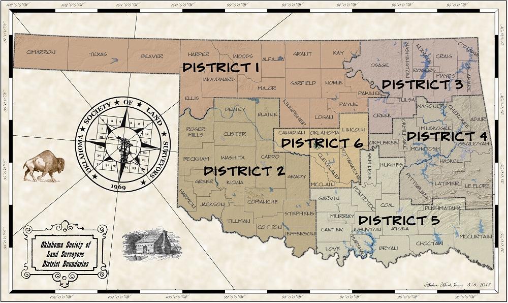 Oklahoma Society of Land Surveyors