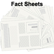 PAF Fact Sheets