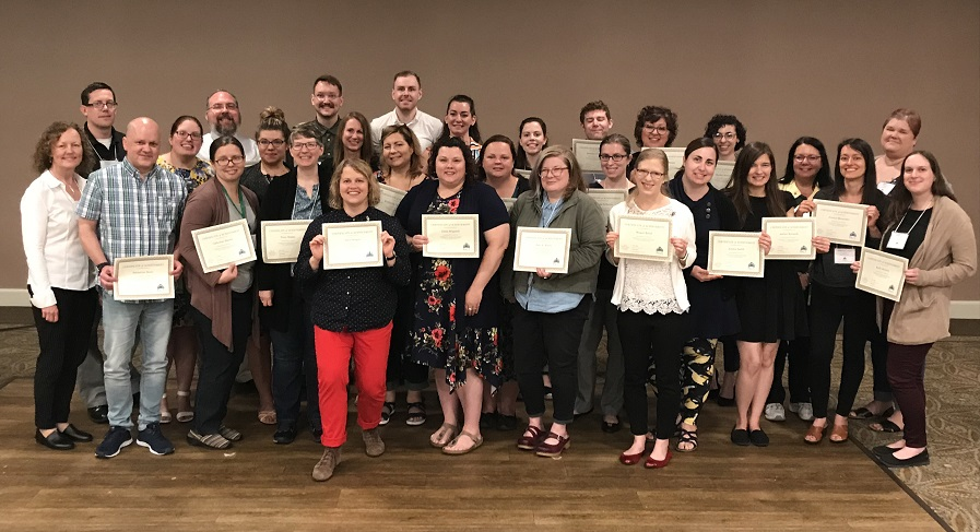 The 2019 Leadership Academy class