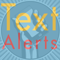 Sign up for ALA Text Alerts!