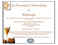 Fall Networking Event