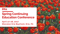 2017 PPA Spring Continuing Education Conference