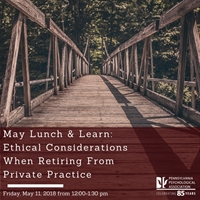 PPA Webinar: Ethical Considerations When Retiring from Private Practice