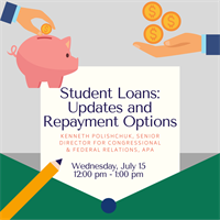 Student Loans: Updates and Repayment Options