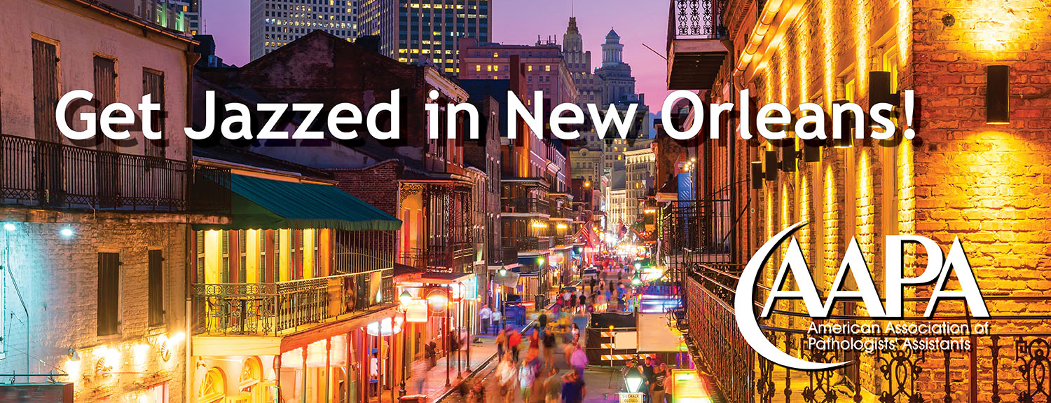 44th AAPA CE Conference in New Orleans - American