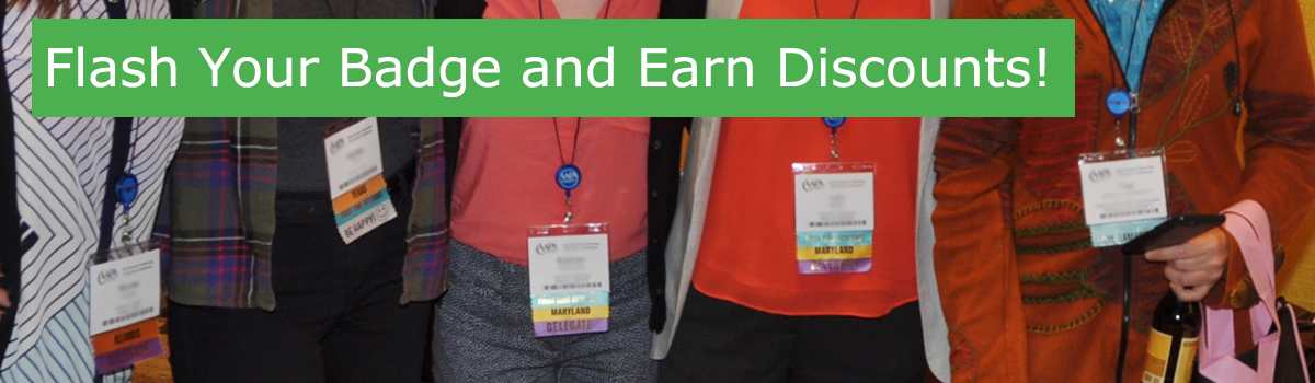 Badge Discount Program