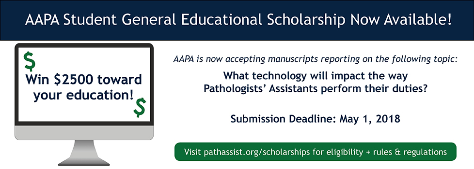 American Association of Pathologists' Assistants (AAPA)