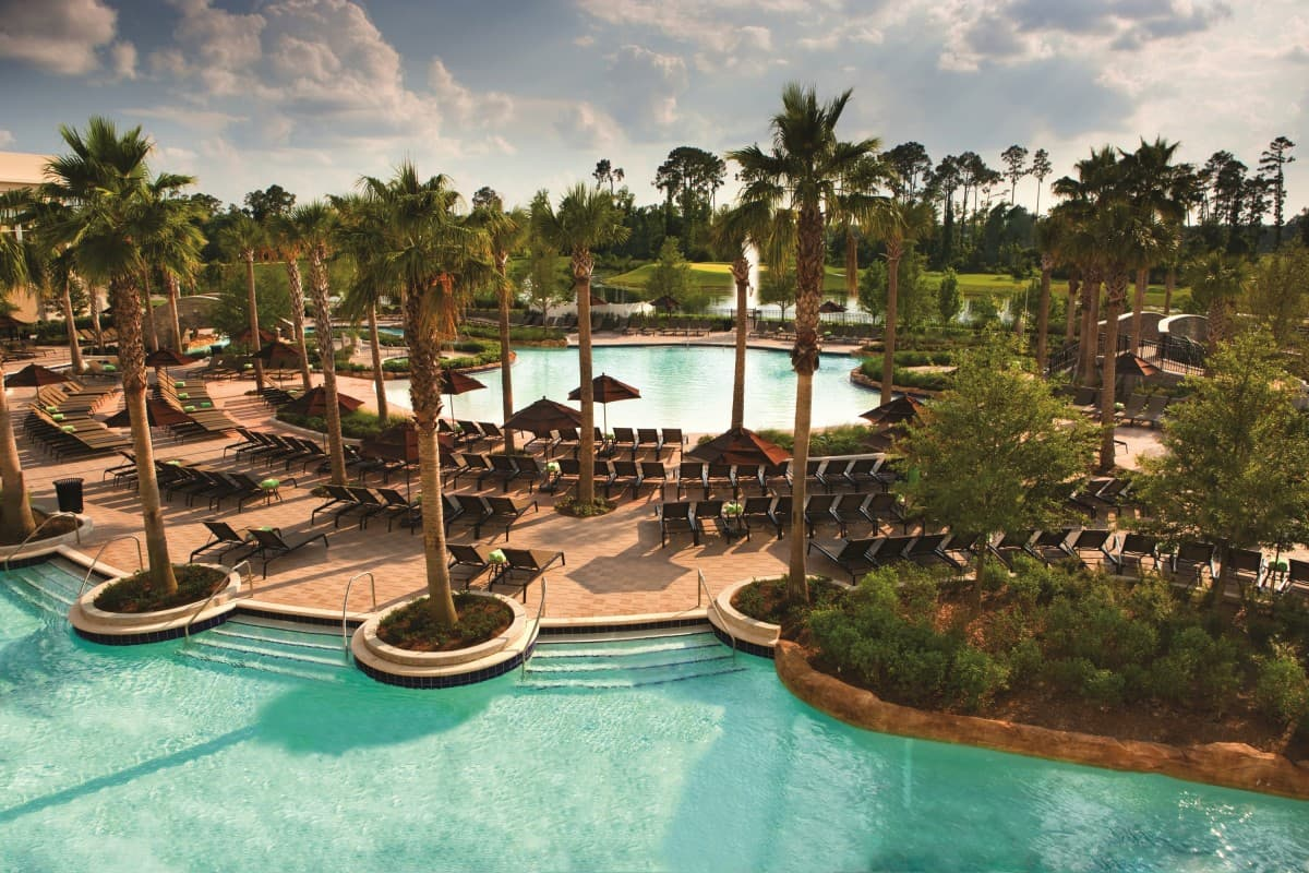Hilton Orlando Bonnet Creek