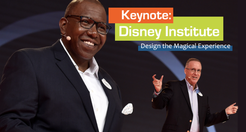 2019 Conference keynote- Disney Institute