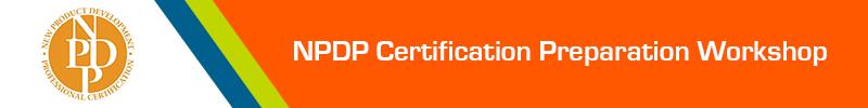 NPDP Certification Preparation Workshop