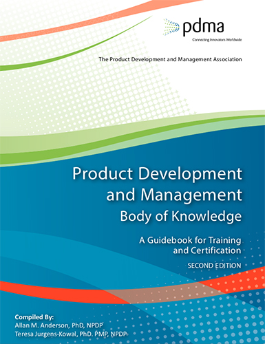 NPDP Certficiation Body of Knowledge, Second Edition