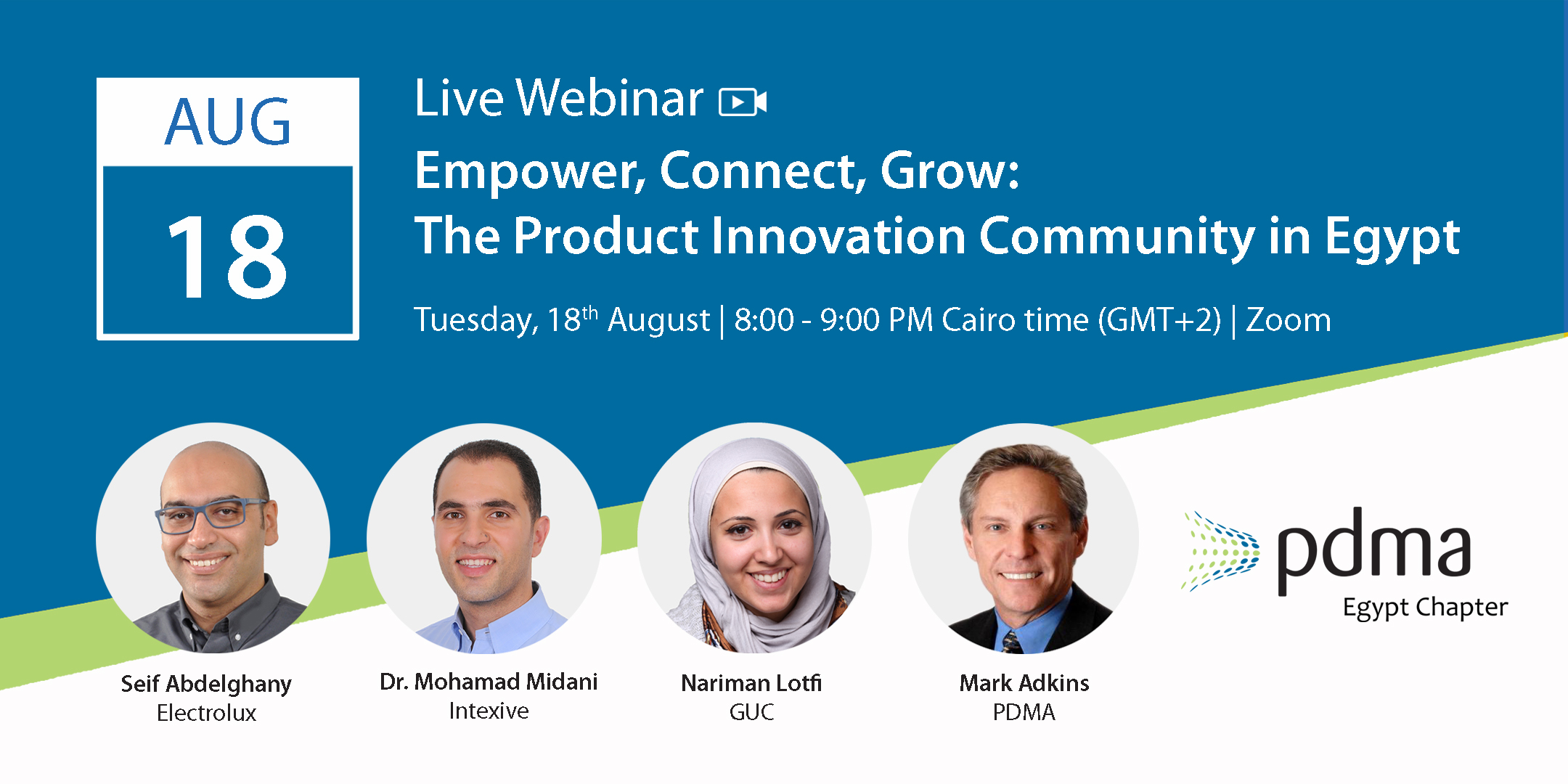 Empower, Connect, Grow: The Product Innovation Community in Egypt