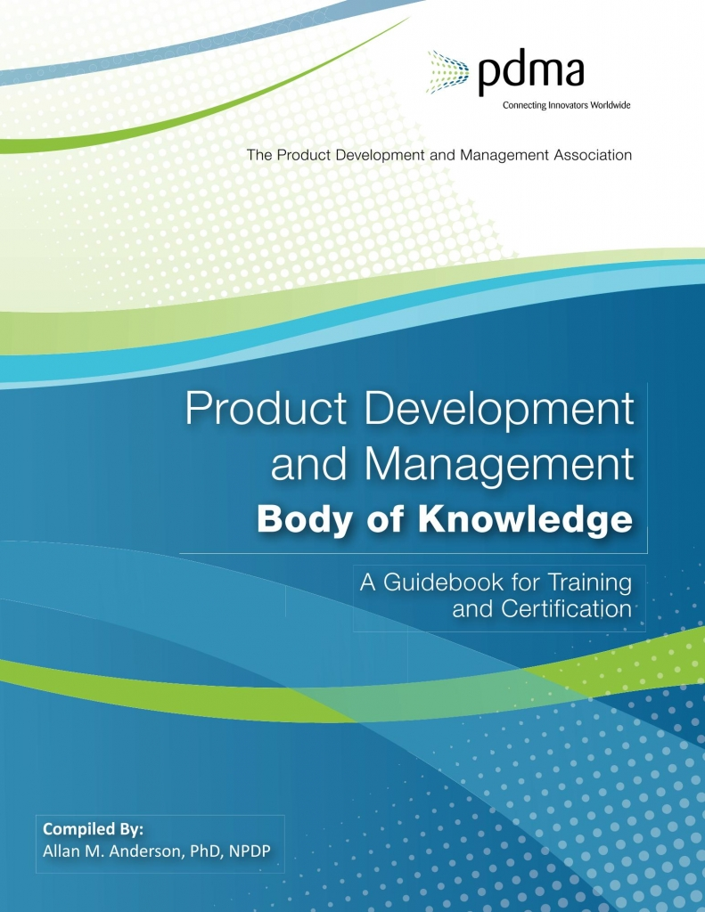 Body of Knowldege book cover