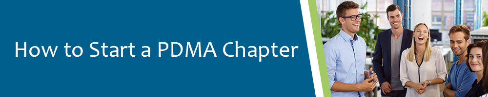 How to Start a PDMA Chapter