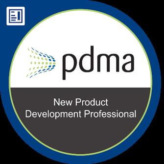 NPDP Certification Digital Badge