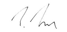 Eric Ewald signature