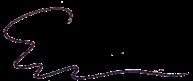 Ernie Harris signature