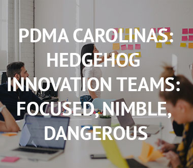 PDMA Carolinas July 21st Event