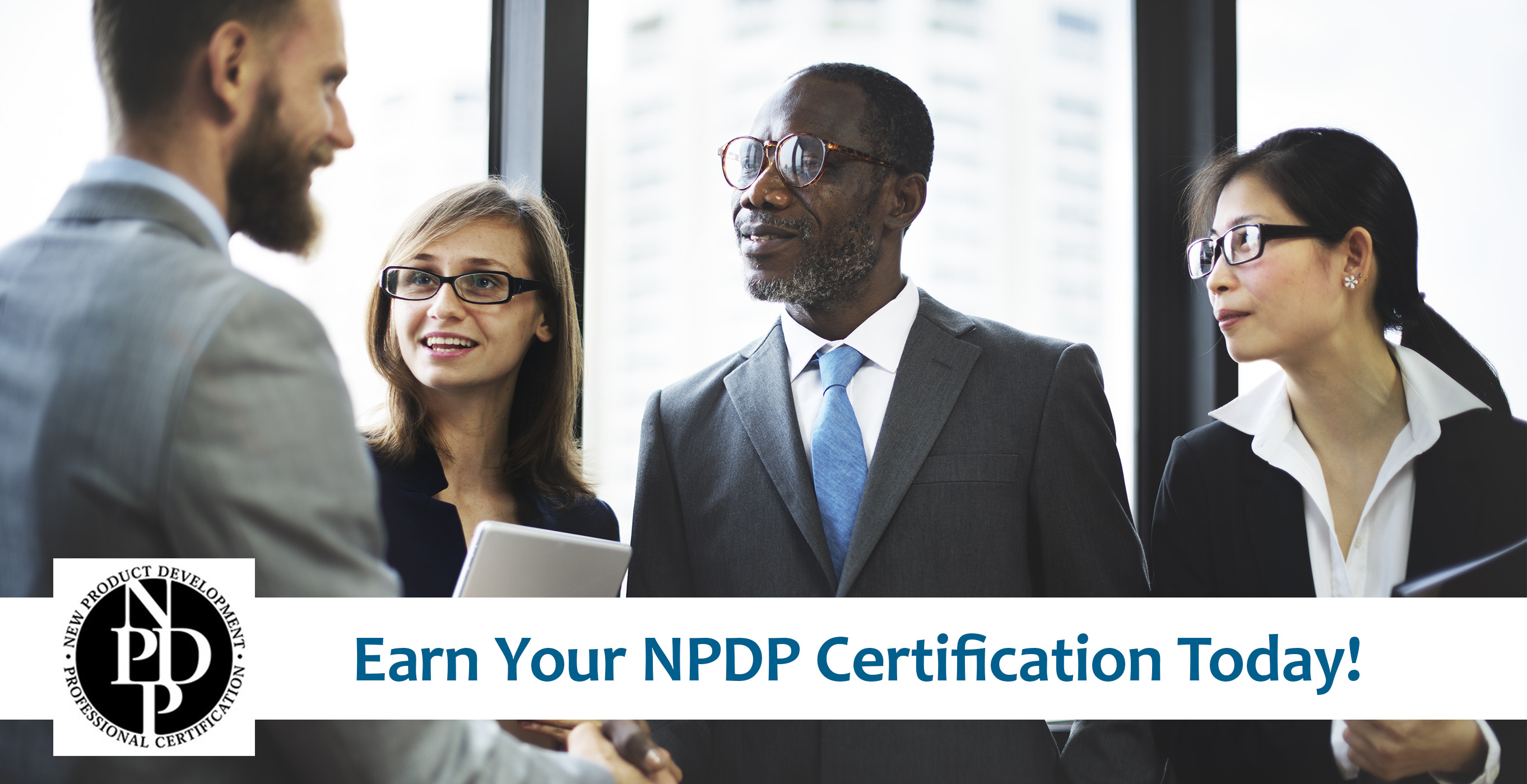 Earn your certification today