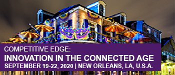 PDMA 2020 Conference logo