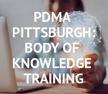 PDMA Pittsburgh BoK Training