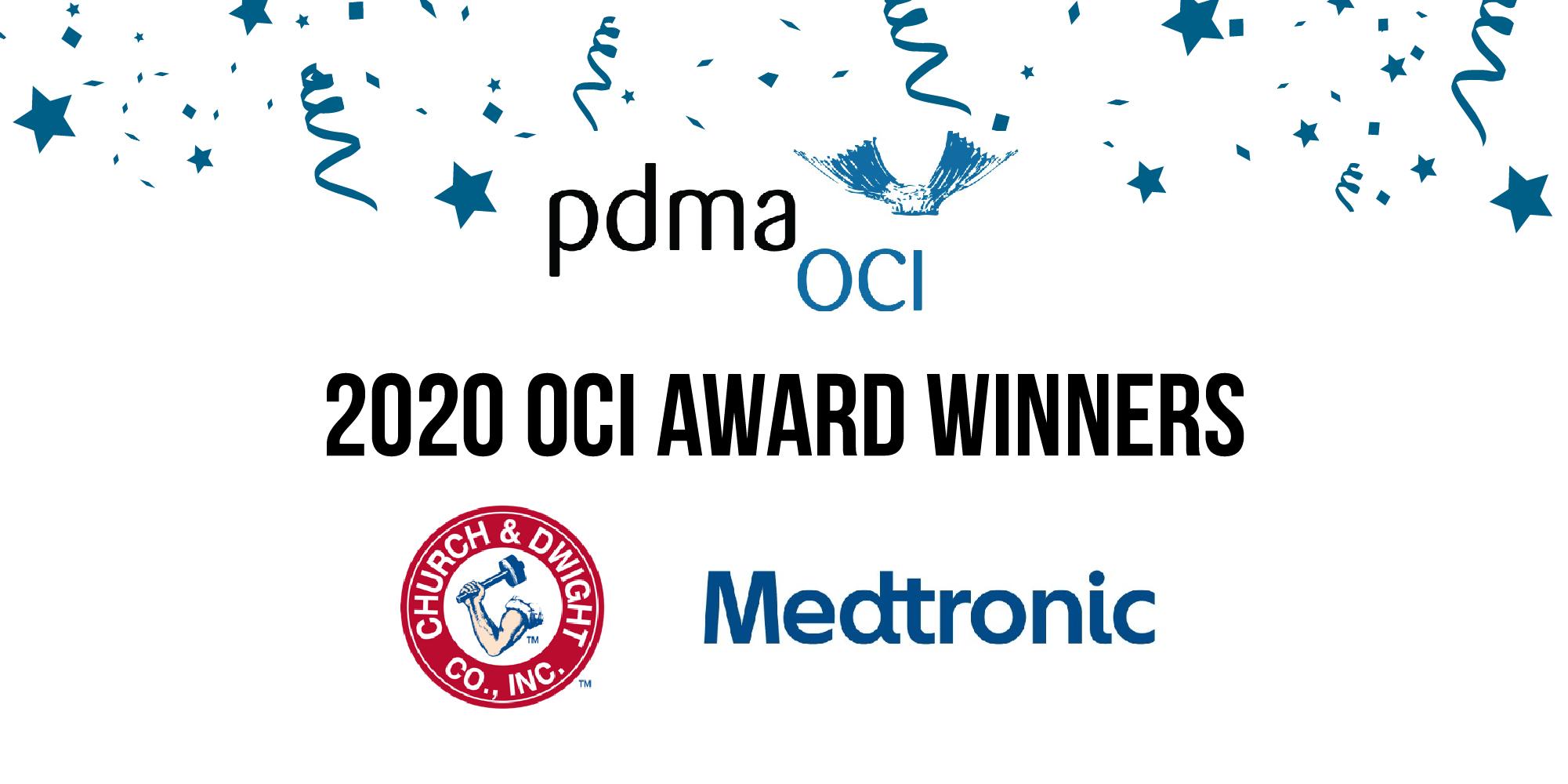 2020 OCI Winners