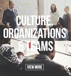 Culutre, Organizations, & Teams