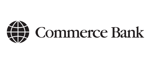 Logo of Commerce Bank