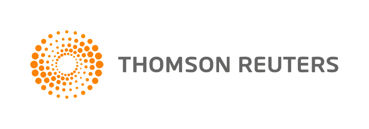 Logo of Thomson Reuters Corporation