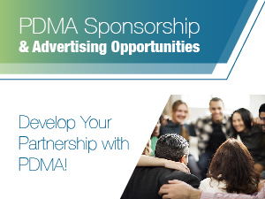 PDMA sponsorship opportunities