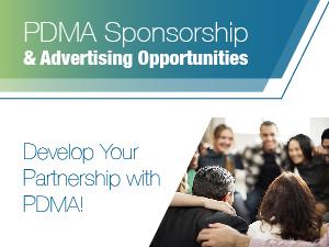PDMA sponsorship opportunities