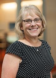 Member Services Specialist Jeanne DeMartino
