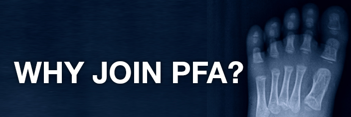 Why Join PFA?