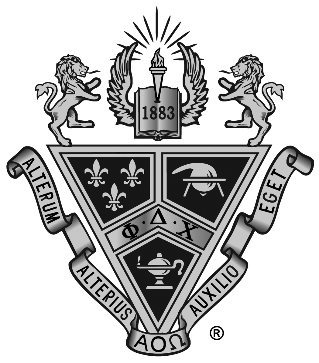 Pdc Logo And Image Usage Phi Delta Chi