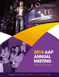 2016 AAP Annual Meeting