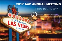 2017 AAP Annual Meeting
