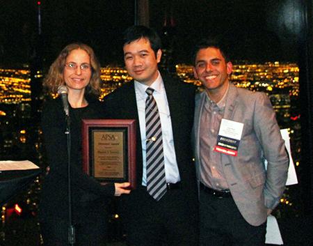 American Physician Scientists Association Directors' Award 2014