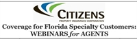 Citizens - Florida Speciality Webinar for Agents