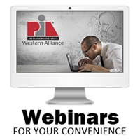 Webinar 190417 Insurance Issues For Today's World