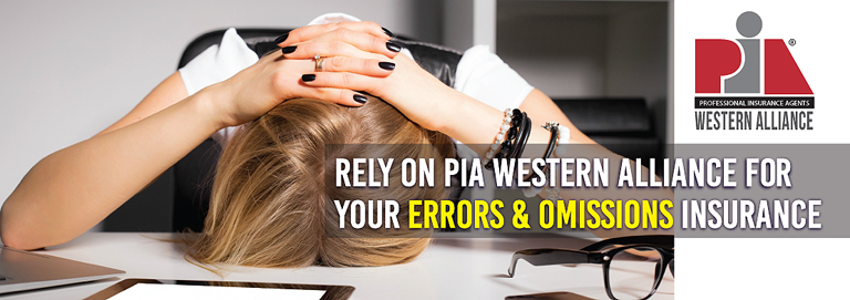 pia for errors and omissions insurance