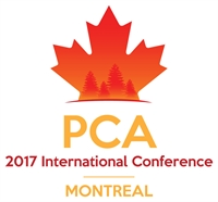 2017 PCA International Conference (Le Westin Hotel in Montreal, Canada)