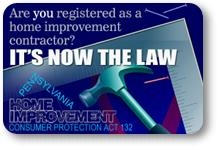 Home Improvement Contractor Law