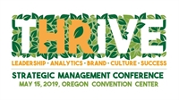 Strategic Management Conference: THRIVE