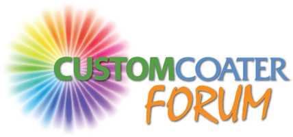 Custom Coater Forum 2018 Logo